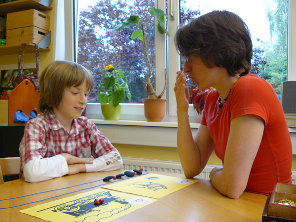 Kindertherapie