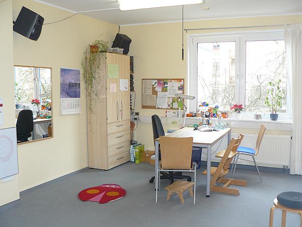Therapiezimmer 1